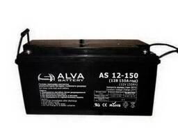 Аккумуляторная батарея Alva AS12-150 (150Ачас/12В)