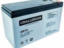 Аккумуляторная батарея Challenger AS12-5, AGM, 5 лет