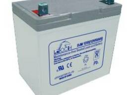 Аккумуляторная батарея Leoch DJM 1255 (55Ач 12В, AGM-GEL)