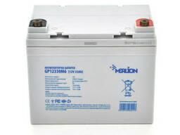 Аккумуляторная батарея Merlion FOR Tesla AGM MLTS12330M6 12 V 33 Ah ( 195 x 130 x 155. ..