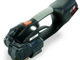 Аккумуляторный инструмент для пластиковых и стальных лент