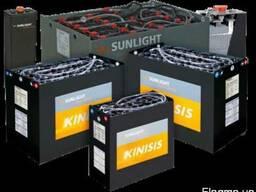 Аккумуляторные тяговые и стартерные батареи (АКБ)