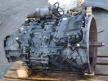 АКПП 12AS2130 12AS2330 запчати б/у, корпус, вал первичный, вал, крышка, шестерня, вилка - фото 4
