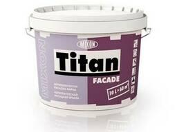 Акрил-латексная фасадная краска Mixon Titan Facade, 2.5 л