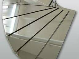 Акрил зеркальный серебро