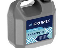 Акриловая грунтовка для внутренних работ Krumix. ..