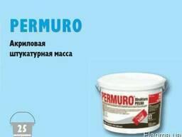 Акриловая штукатурная масса Permuro