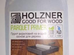 Акриловий лак грунт для дерева Holzner Parquet Primer 5л