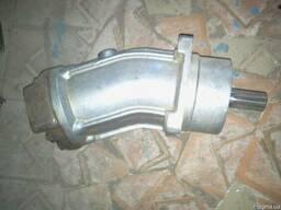 Аксиально-поршневой насос (мотор)