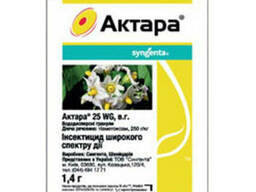 Актара 25WG 1,4г