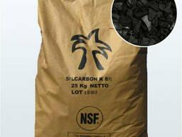 Активированный уголь Silcarbon K835