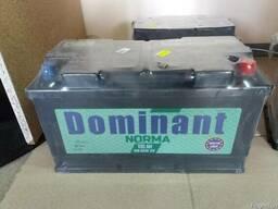 Акумулятор 100 Dominant (Запорожье)