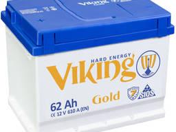 Акумулятор Viking Gold 62Ah, 75Ah, 105Ah.