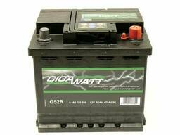 Акумуляторна батарея 52А Gigawatt