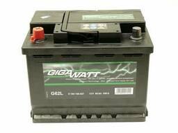 Акумуляторна батарея 60А Gigawatt