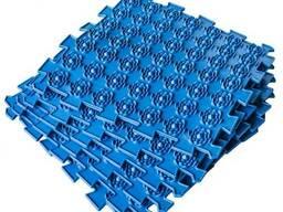 Акупунктурний масажний килимок Лотос 9 елементів