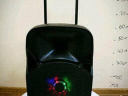 Акустическая Bluetooth колонка чемодан HT-T12