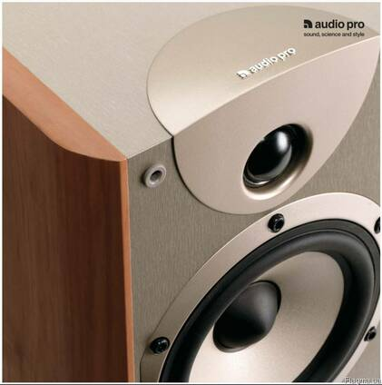 Акустическая система 5.1 Audio Pro AB Швеция.