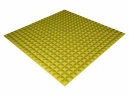 Акустического поролона Ecosound Pyramid Color