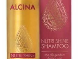Alcina Nutri Shine Шампунь для волос с маслами 500мл 4008666107961
