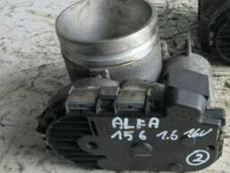 Alfa Romeo 156 1.6 16V дроссельная заслонка 0280750073