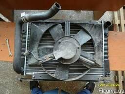 Альфа Ромео 164.1993.2.0 - Радиатор охлаждения двигателя.