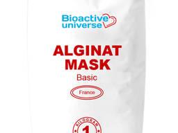 Альгинатная маска базовая, 1кг от ТМ Bioactive universe