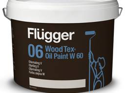 Алкидная краска для дерева Flugger (Дания) - фото 1