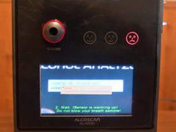 Алкотестер AlcoScan AL 4000 для кафе, баров и ресторанов