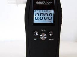 Алкотестер АлкоФор 405 с принтером