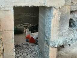 Алмазная резка демонтаж железо-бетона вырезка стен проемов
