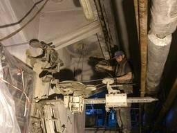 Алмазная резка канатными установками Киев, Запорожье, Днепр. - фото 2