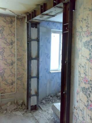 Алмазная резка, усиление проемов, стен. Резка штроб в Харькове.