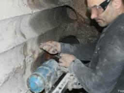 Алмазное сверление отверстий в бетоне, резка, бурение желез - фото 3