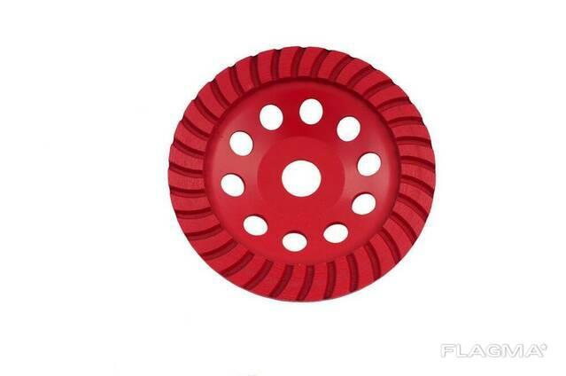 Алмазный диск для шлифовки бетона Intertool - 150 мм. ..