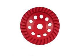 Алмазный диск для шлифовки бетона Intertool - 125 мм...