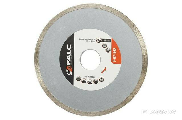 Алмазный диск Falc - 125 мм, плитка