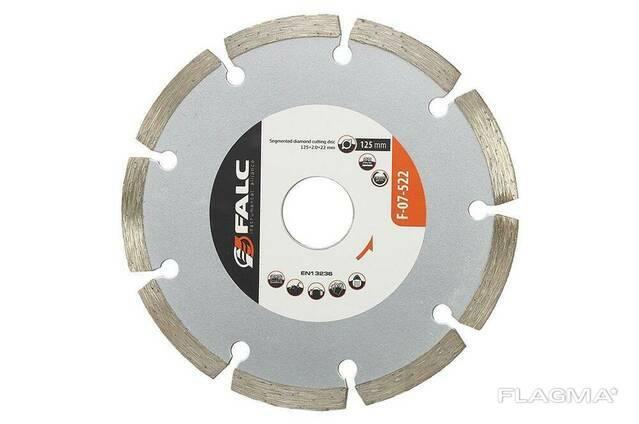 Алмазный диск Falc - 230 мм, сегмент