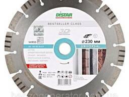 Алмазный диск по бетону DiStar Universal Bestseller 230 мм