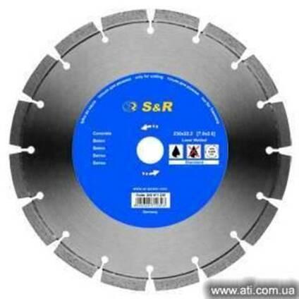 Алмазный диск S&R по бетону 800 мм