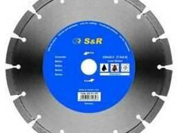 Алмазный диск SR Power 230 мм универсальный (Германия)