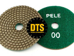 Алмазный гибкий шлифовочный круг Pele