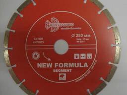 Алмазный диск для резки кирпича, бетона, ракушняка