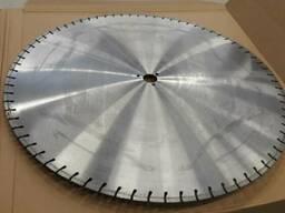 Алмазные диски для резки пустотных плит перекрытий