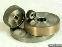 Алмазные круги прямого профиля 1А1