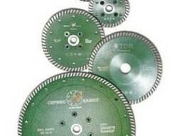 Алмазные отрезные диски Сервис Камня, по граниту