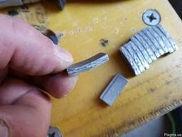 Алмазные сегменты для напайки на коронки. - фото 7