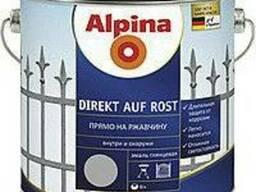 Alpina Direkt auf Rost , (перламутрово-золотий) 2, 5л/0, 75л