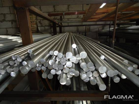 Круг стальной 5ХВ2С диаметром 40 мм