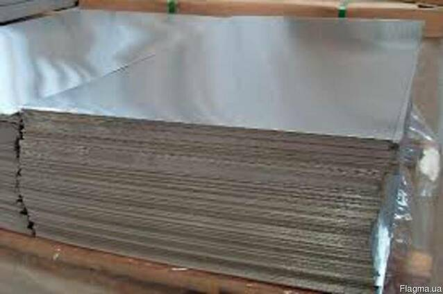Лист алюминиевый Д16АТ 6х1200х3000мм